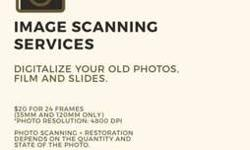 Film and Photo Scanning Services