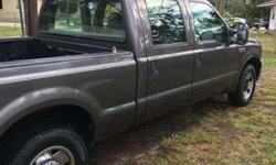Ford F250 XL Super duty crew cab