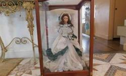 Franklin Mint Porcelain Dolls in Deluxe Cases! Prices Vary