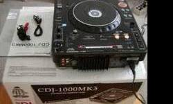 Free (BUY 2UNIT GET 1 FREE)Brand new Numark NS7 DJ