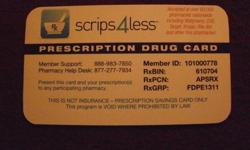 Free Free....a Rx Card...it's for everyone