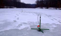 Free Ice Fishing Picture Contest FREE for Members