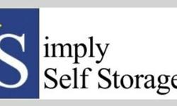 Free Rent 1st Month at Simply Self Storage!