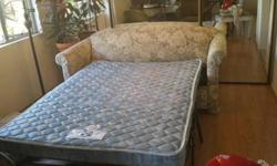 Full Sofa Bed- Excellent Condition