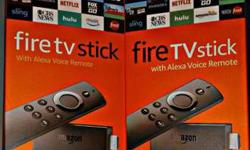 Fully loaded Fire TV Stick! Watch anything! Free