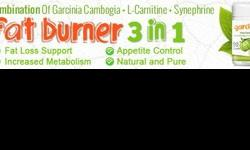 Garcinia Cambogia #1 Miracle Fat Burner