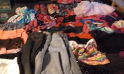 girls clothes size 6 to 7/8