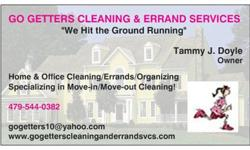 Go Getters Cleaning & Errand Services