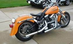 Good 1988 Harley Davidson EVO Softail