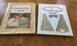 Grandmother & Grandfather Books