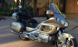Great 2003 GL1800 Honda Gold Wing 5758 MILES