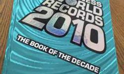Guiness World Records 2010