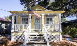 Gulfport Beach Cottage For Sale