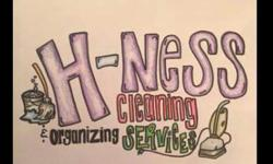 H-Ness Cleaning & Organizational services