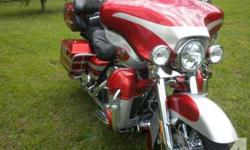Harley Davidson Classis Screamin Eagle Touring