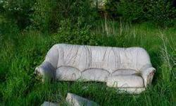 Haul Away! Need to get rid of your old couch , mattress or