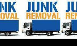 hauling and junk removal