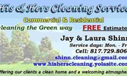 His & Hers Cleaning Service