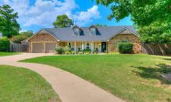 Home for Sale - 1223 Greenbriar Court, Norman OK 73072