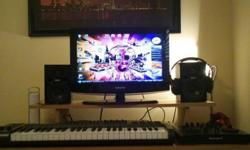 Home recording studio Producer & Dj Equipment
