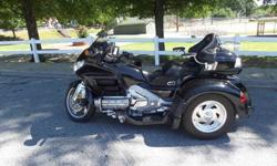 Honda Goldwing Trike 2006 Motor Trike