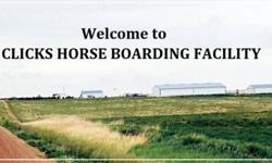 Horse Boarding Facility near Rapid City, South Dakota