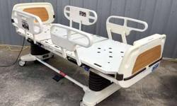 Hospital Bed Patient Bed Stryker Secure 3000 Electric Power