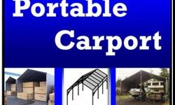 How to Build a Portable Carport eBook - Free Today