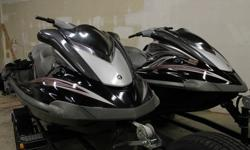 I Sell Two 2006 Yamaha Voyager Waverunner Very Nice