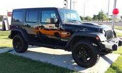 If you love Call of Duty this '12 Jeep Wrangler Unlimited