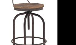 Industrial Bar Stool Counter Stool