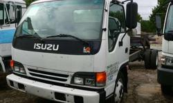 Isuzu NPR Used Parts