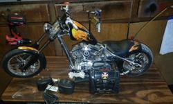 Jesse James El Diablo II Rigid RC West Coast Choppers