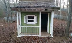 Kid's Custom Playhouse