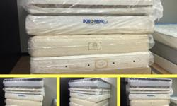 King Size Mattresses Sale - Warranty - Brand New - High