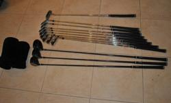 Knight Titanium Golf club Set