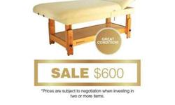 Large Massage Table