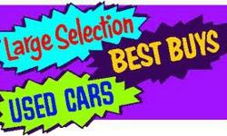 Large Selection of Quality Used Cars