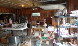 Large, Well Organized Garage Sale/Fundraiser