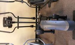 Life Fitness X3i Elliptical