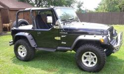 >>>LIFTED 1997 Jeep Wrangler