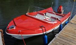 ?``** like new **1959 Cutter Jet de Ville Mark 55