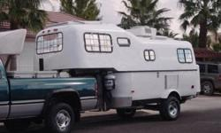 ?``** like new **2003 Scamp 21 5th Wheel Trailer/Camper