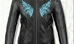 Like New Ladies Milwaukee Leather Jacket