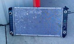 Like New Radiator S-10