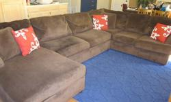 Like New Sectional Couch