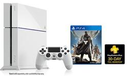 Limited Edition Glacier White PlayStation®4 System