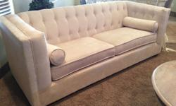 Living Room Sofa by House of Hampton