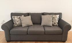 Living Spaces Sofa & Love Seat