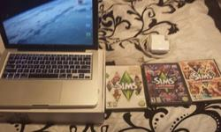"Macbook Pro 13.3 "" with Sims 3 bundle"